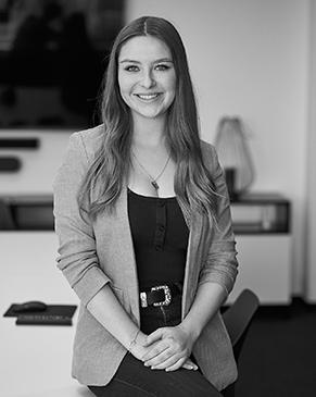Jana Habl Junior Online Marketing Managerin
