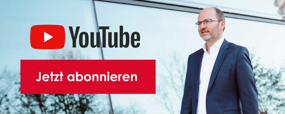 Jetzt Florian Forsters neuen Youtube-Kanal abonnieren!